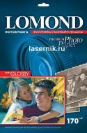 Бумага для фотопринтера Lomond (1101305)