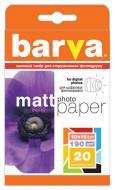 Бумага для фотопринтера BARVA (IP-B190-065)
