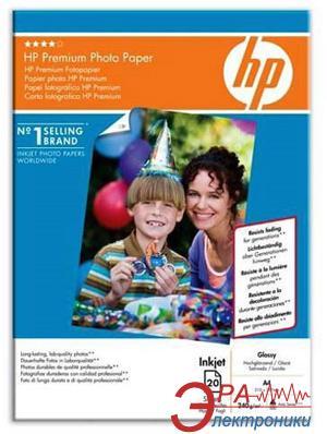 Бумага для фотопринтера HP Premium Photo Paper (Q1991HF)