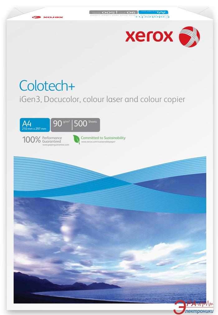 Бумага для фотопринтера Xerox COLOTECH + (100) A4 500л (003R94646)