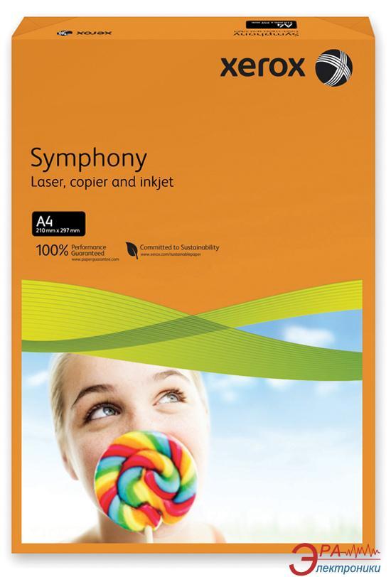 Бумага для фотопринтера Xerox SYMPHONY Intensive Dark Orange (160) A4 250л (003R94276)