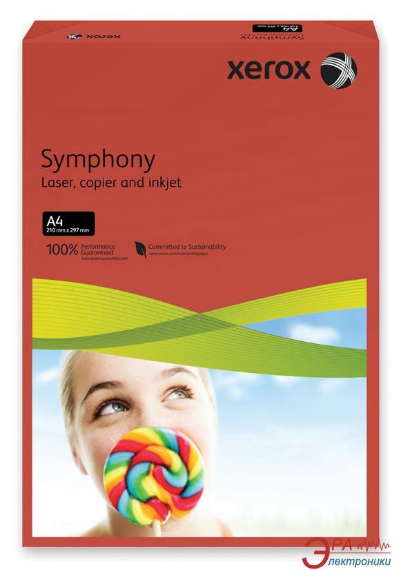 Бумага для фотопринтера Xerox SYMPHONY Intensive Dark Red (160) A4 250л (003R94278)