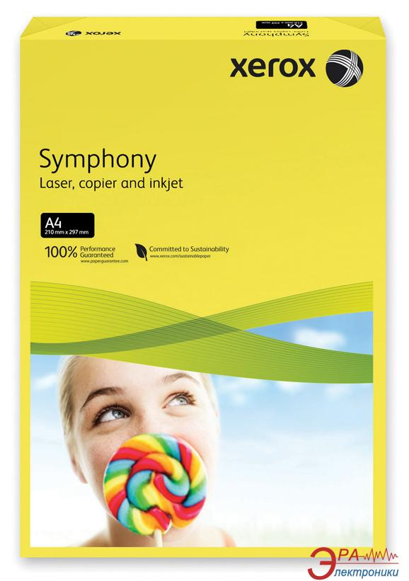 Бумага для фотопринтера Xerox SYMPHONY Intensive Dark Yellow (160) A4 250л (003R94275)