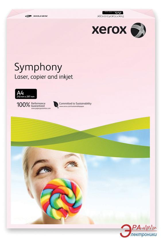 Бумага для фотопринтера Xerox SYMPHONY Pastel Pink (80) A4 500л (003R93970)