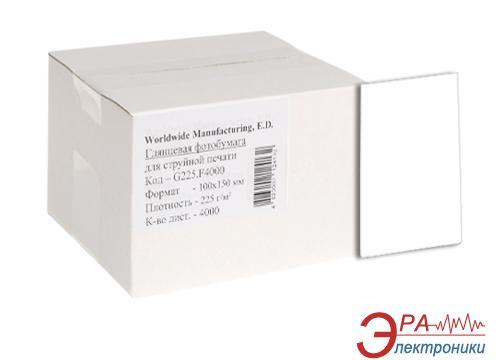 Бумага для фотопринтера WWM (G225.F4000)