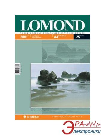 Бумага для фотопринтера Lomond (0102052)