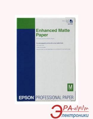 Бумага для фотопринтера Epson Enhanced Matte (C13S041718)