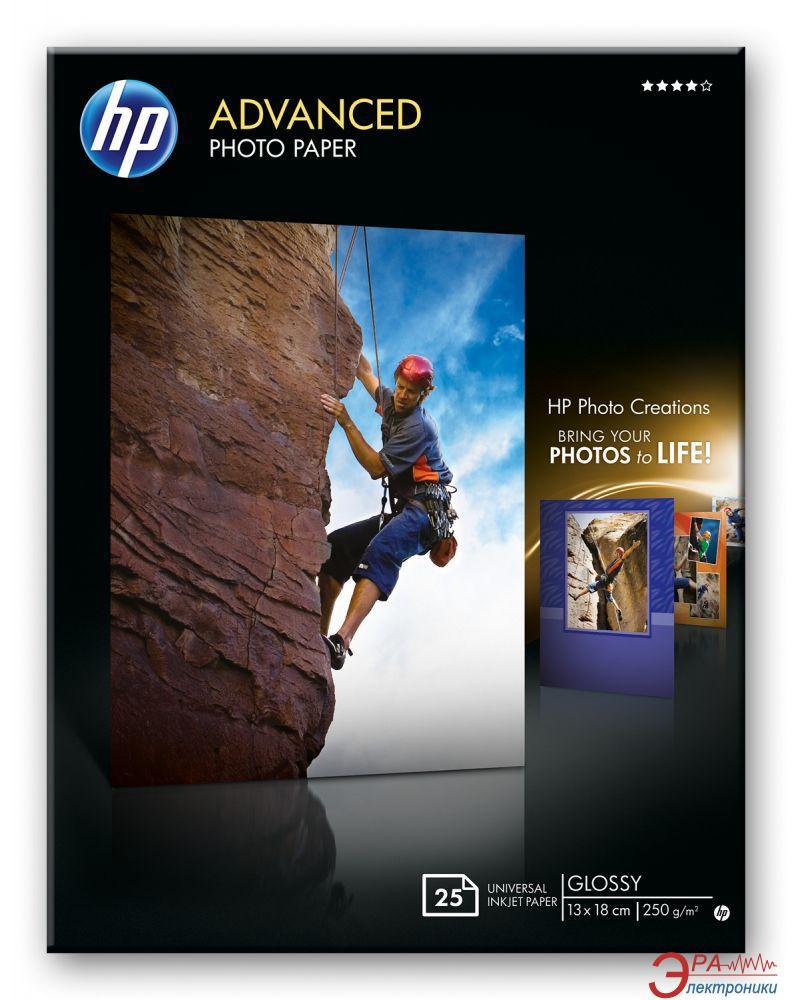 Бумага для фотопринтера HP Advanced Glossy Photo (Q8696A)