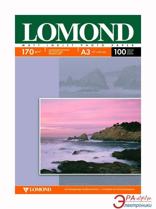 Бумага для фотопринтера Lomond (0102012)