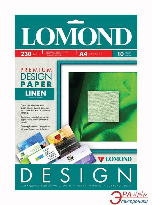 Бумага для фотопринтера Lomond (0934041)