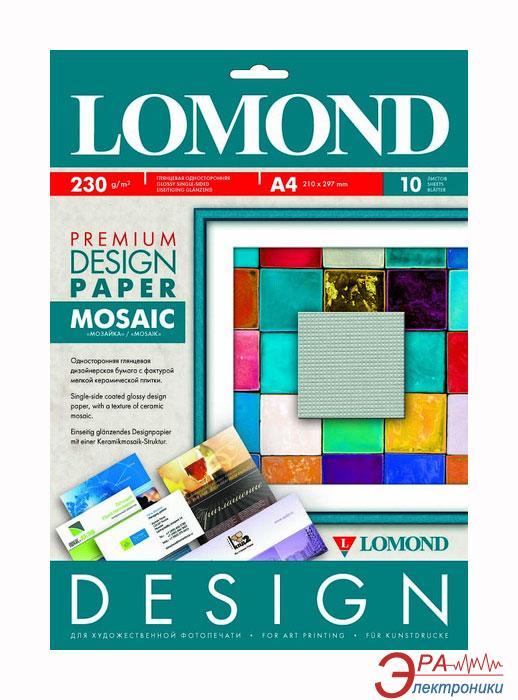 Бумага для фотопринтера Lomond (0930041)