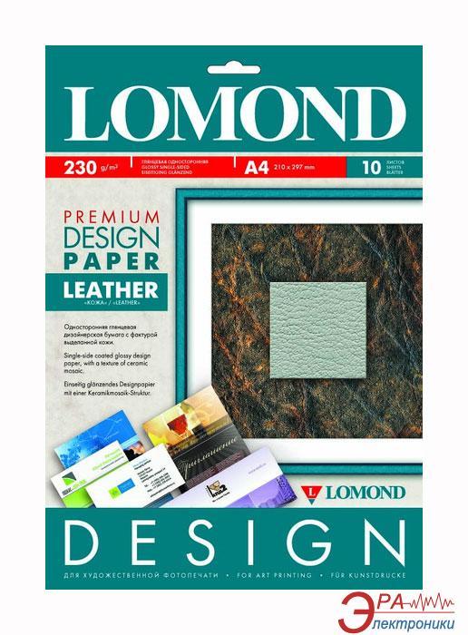 Бумага для фотопринтера Lomond (0918141)