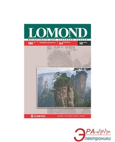 Бумага для фотопринтера Lomond (0102065)