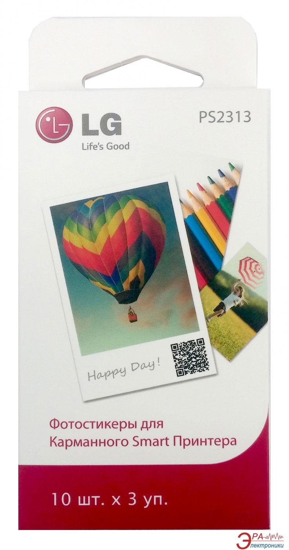 Бумага для фотопринтера LG for Smart PS2313