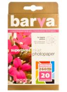 Бумага для фотопринтера BARVA 10x15 PROFI (IP-R260-167)
