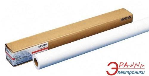 Бумага для плоттера Epson Premier Art Water Resistant Canvas 13x6m (C13S041845)