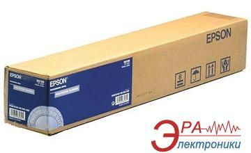 Бумага для плоттера Epson Premier Art Water Resistant Canvas 17x13m (C13S041846)