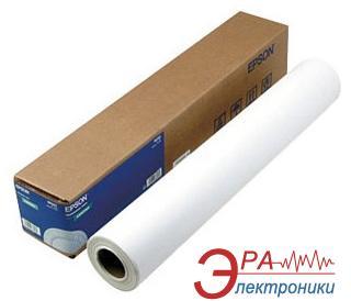 Бумага для плоттера Epson Water Resistant Matte Canvas 24x12.2m (C13S042014)