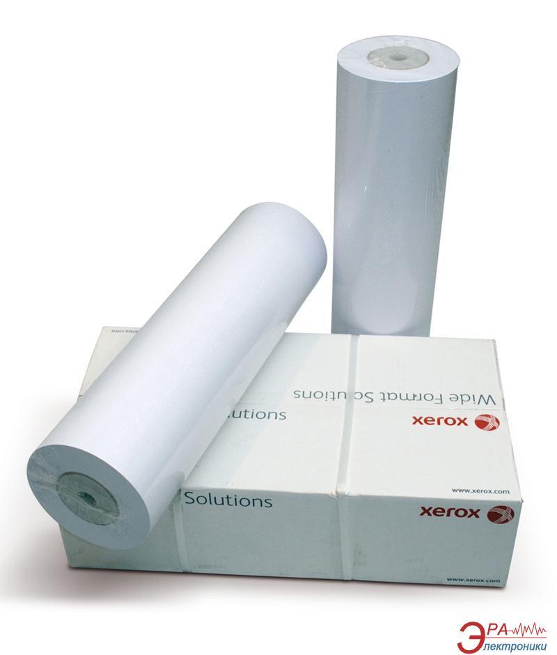 Бумага для плоттера Xerox XES (75) A2 420mmx175m Glued (496L94044)