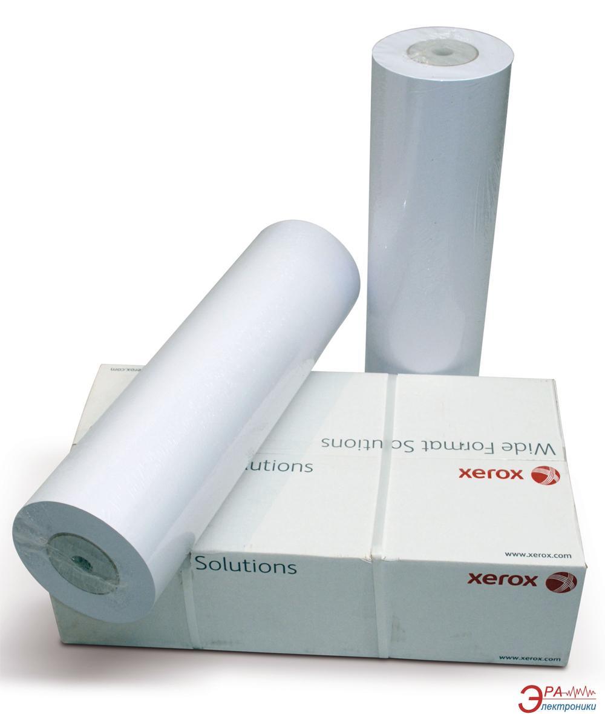 Бумага для плоттера Xerox Matt Color InkJet Pigmented (120) 1067mmx40m (450L90117)