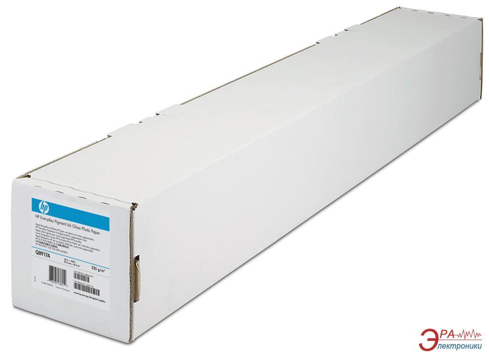 Бумага для плоттера HP Heavyweight Coated Paper 42x30m (C6569C)