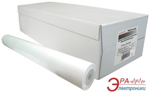 Бумага для плоттера Xerox Inkjet Monochrome (90) 914mmx46m (450L90505)