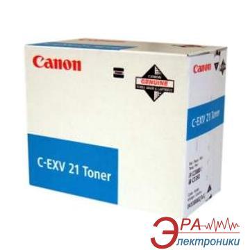 Тонер Canon C-EXV21 (0453B002) cyan