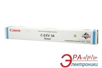 Тонер Canon C-EXV34 (3783B002AA) cyan