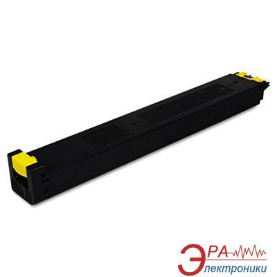 Тонер картридж Sharp MX-36GTYA yellow