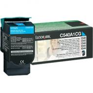 ����� �������� LEXMARK C540 (C540A1CG) cyan
