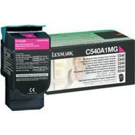 Тонер картридж LEXMARK (C540A1MG) magenta