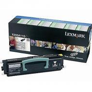 Тонер картридж LEXMARK (X203A11G) black