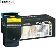 Тонер картридж LEXMARK (C540H2YG) yellow