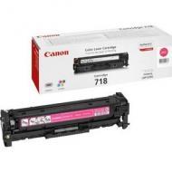 Тонер картридж Canon 718 (2660B002) magenta