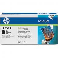 ����� �������� HP CE250� black