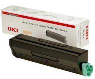 Тонер картридж OKI Type 9 (01103409) black
