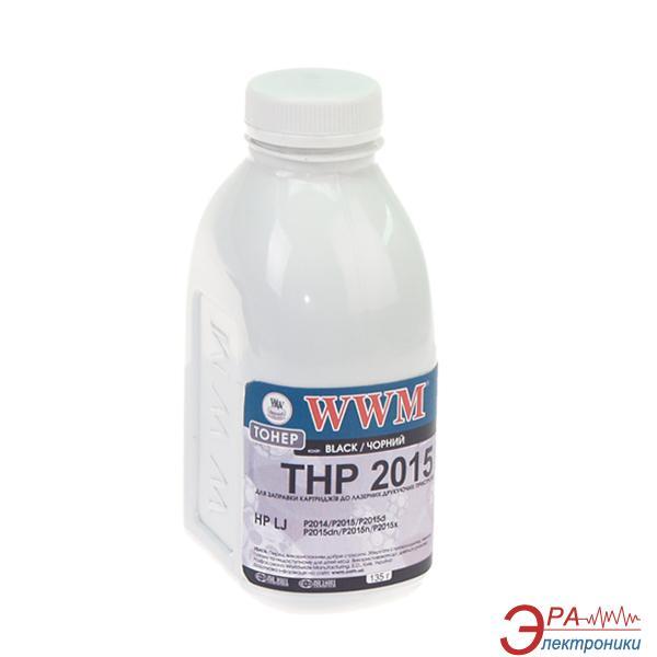 Тонер cовместимый WWM HP LJ P2015 (TB78) (G242912) 135 г.