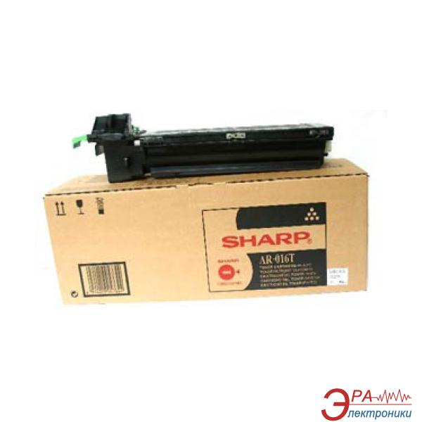Тонер Sharp AR 016LT (AR016LT) black