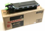 Тонер картридж Sharp AR 310LT black
