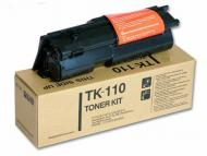 Тонер картридж Integral TK-110 (12100023) black