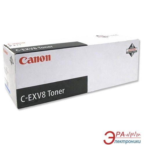 Тонер картридж Canon C-EXV8 (7628A002) cyan