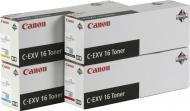 Тонер Canon C-EXV16 Yellow (36К) CLC5151/4040 (1066B002) yellow