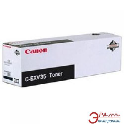 Тонер Canon C-EXV35 (3764B002) black