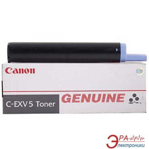 Тонер Canon C-EXV5 (6836A002) black