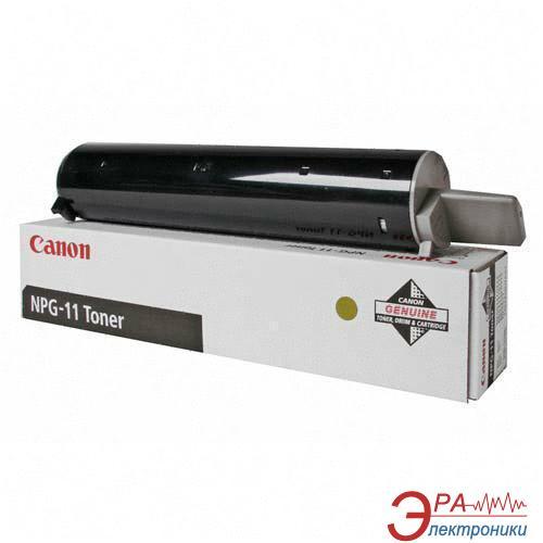 Тонер Canon NPG-11 (1382A002) black
