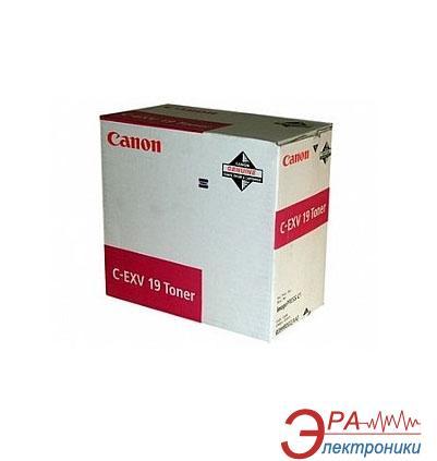 Тонер Canon C-EXV19 (0399B002AA) magenta