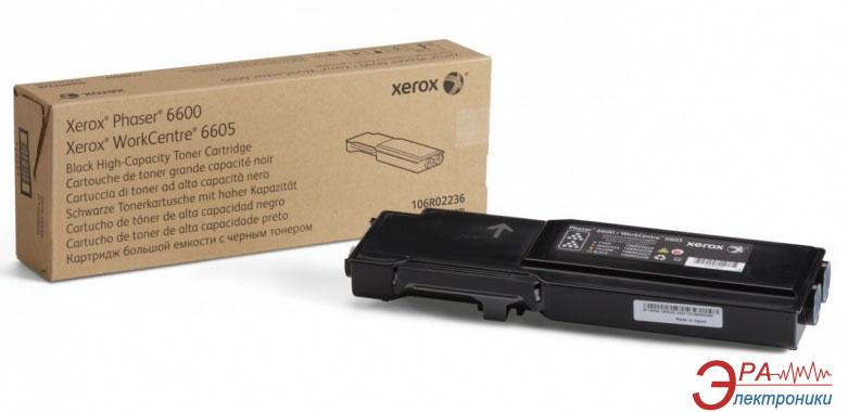 Тонер картридж Xerox PH6600/WC6605 (Max) (106R02236) black