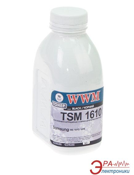 Тонер cовместимый WWM Samsung ML-1610/1710/2250 TB120-2 (G246862) 50 г.