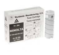 Тонер-туба совместимый WWM Konica Minolta EP-1030/1031 TH49 (G245101) 55 г.