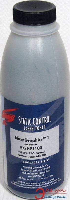 Тонер cовместимый Static Control (SCC) HP LJ1100/ 5L (C4092/3906) Canon EP22 (AX140B) 140 г.